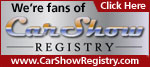 We're fans of CarShowRegistry.com